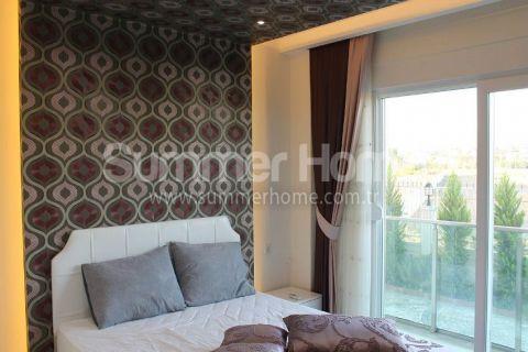 Хорошо обустроены квартиры на продажу в Сиде - Фотографии комнат - 23