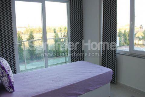 Хорошо обустроены квартиры на продажу в Сиде - Фотографии комнат - 24