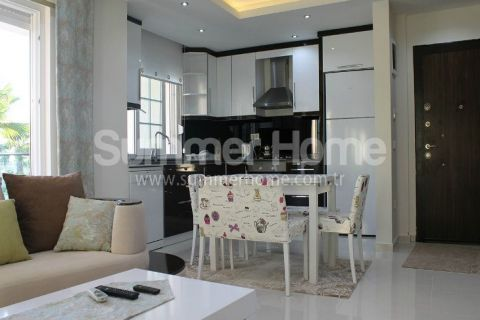 Novo vybudované apartmány v Side - Fotky interiéru - 25