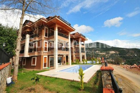 High End Luxury Villa in Alanya