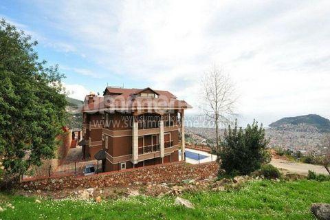 Tepe Villa mit Panoramablick - 3
