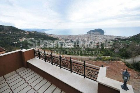 Tepe Villa mit Panoramablick - 4