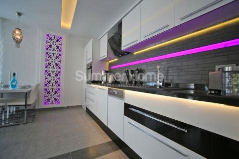 High-quality Apartments for Sale in Alanya - Interior Photos - 20