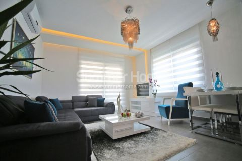 High-quality Apartments for Sale in Alanya - Interior Photos - 22