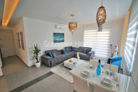 High-quality Apartments for Sale in Alanya - Interior Photos - 23