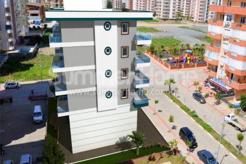 Útulné 2-izbové byty na predaj v Alanyi - 1