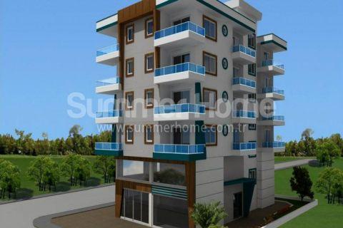 Útulné 2-izbové byty na predaj v Alanyi - 2