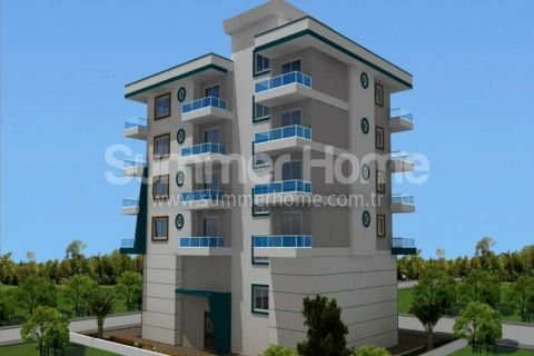 Útulné 2-izbové byty na predaj v Alanyi - 3