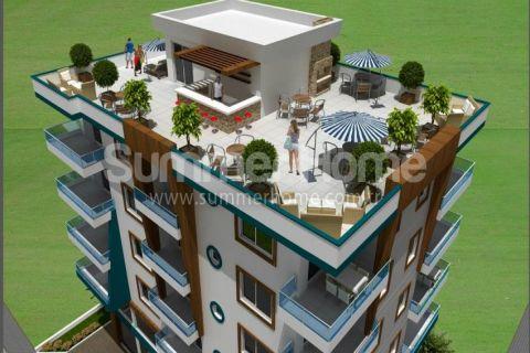 Útulné 2-izbové byty na predaj v Alanyi - 5