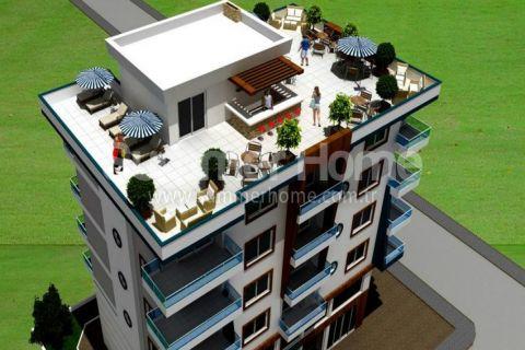 Útulné 2-izbové byty na predaj v Alanyi - 6