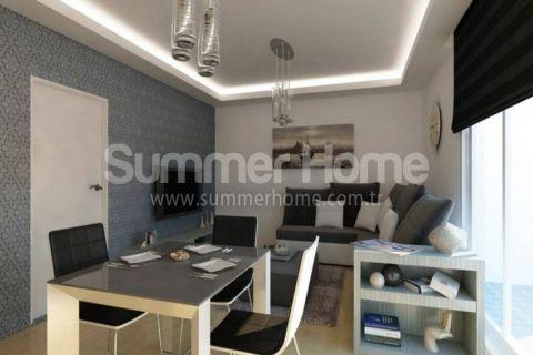 Útulné 2-izbové byty na predaj v Alanyi - Fotky interiéru - 7