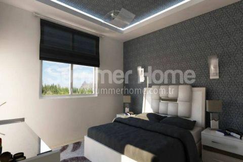 Útulné 2-izbové byty na predaj v Alanyi - Fotky interiéru - 8