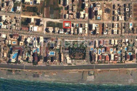 Útulné 2-izbové byty na predaj v Alanyi - Plány nehnuteľností - 13