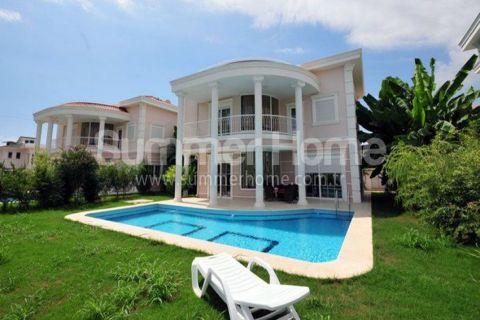 Modern Detached Villas with Private Pool in Belek