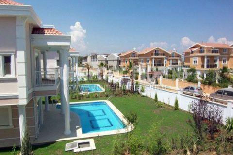 Large Detached Villas in Belek - 4