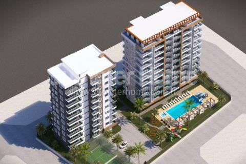 Современные квартиры по доступным ценам в Махмутларе - 1