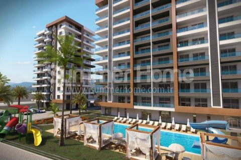 Современные квартиры по доступным ценам в Махмутларе - 2