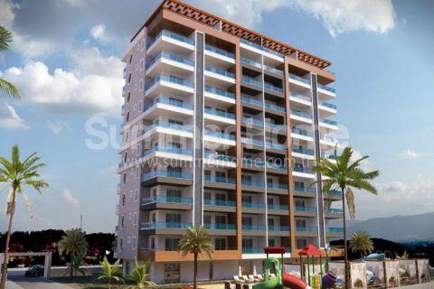 Современные квартиры по доступным ценам в Махмутларе - 3