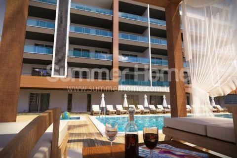 Современные квартиры по доступным ценам в Махмутларе - 5