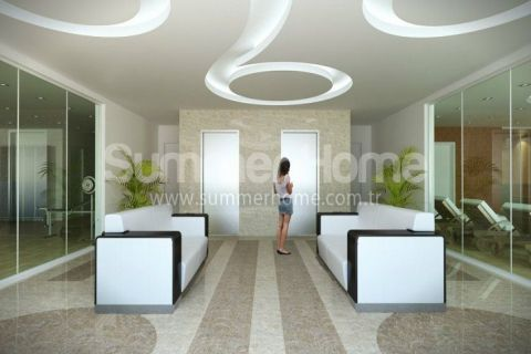 Apartmány s prijateľnými cenami v Alanyi - Fotky interiéru - 6