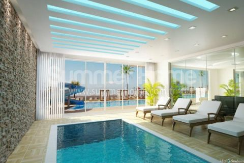 Современные квартиры по доступным ценам в Махмутларе - Фотографии комнат - 7