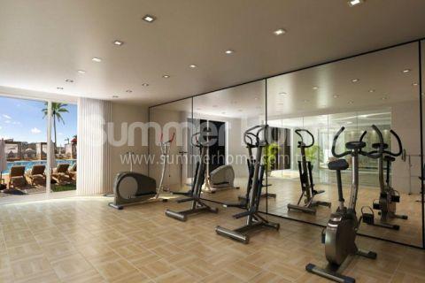 Современные квартиры по доступным ценам в Махмутларе - Фотографии комнат - 9