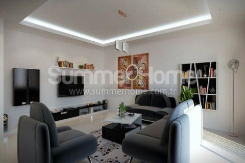Apartmány s prijateľnými cenami v Alanyi - Fotky interiéru - 13