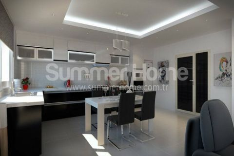 Apartmány s prijateľnými cenami v Alanyi - Fotky interiéru - 14