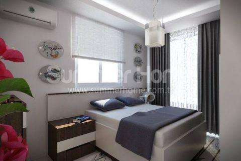 Apartmány s prijateľnými cenami v Alanyi - Fotky interiéru - 16