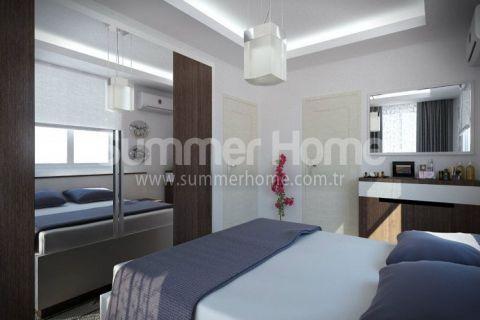 Современные квартиры по доступным ценам в Махмутларе - Фотографии комнат - 17