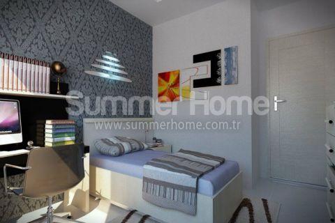 Современные квартиры по доступным ценам в Махмутларе - Фотографии комнат - 18