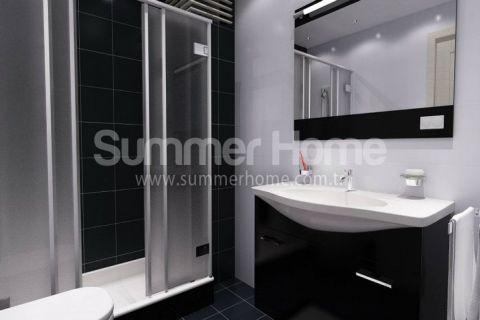 Apartmány s prijateľnými cenami v Alanyi - Fotky interiéru - 19