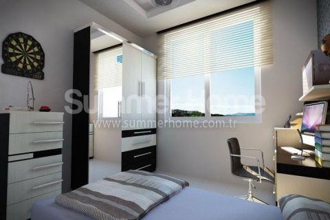 Современные квартиры по доступным ценам в Махмутларе - Фотографии комнат - 20
