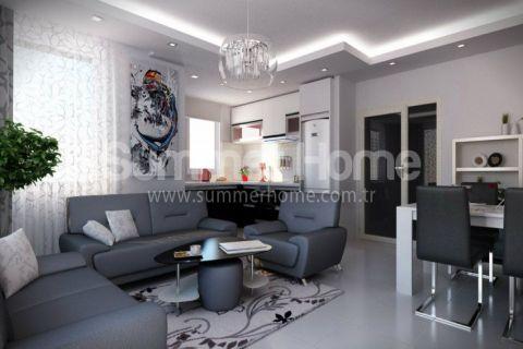 Современные квартиры по доступным ценам в Махмутларе - Фотографии комнат - 21
