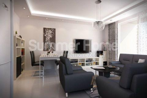 Apartmány s prijateľnými cenami v Alanyi - Fotky interiéru - 22