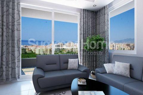 Apartmány s prijateľnými cenami v Alanyi - Fotky interiéru - 23