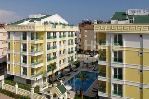 Moderne residentie met gezellige appartementen in Konyaalti, Antalya