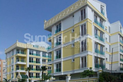 Cozy Apartments for Sale in Antalya - 2