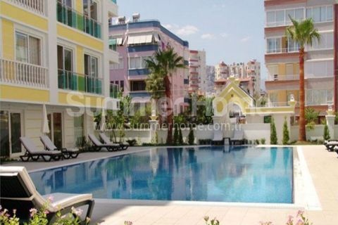 Cozy Apartments for Sale in Antalya - 6