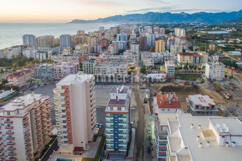 Large Apartments and Penthouses in Alanya