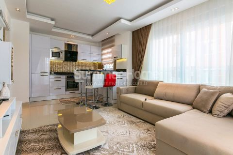 Large Apartments and Penthouses in Alanya - Interior Photos - 11