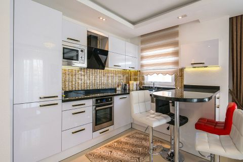 Large Apartments and Penthouses in Alanya - Interior Photos - 12