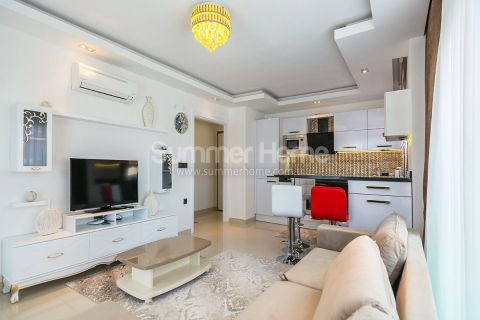 Large Apartments and Penthouses in Alanya - Interior Photos - 13