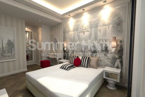 High-class Apartments and Penthouses in Antalya - Interior Photos - 12