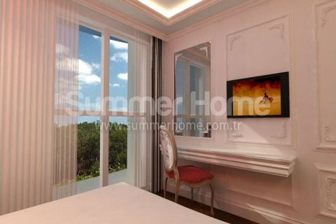 High-class Apartments and Penthouses in Antalya - Interior Photos - 13