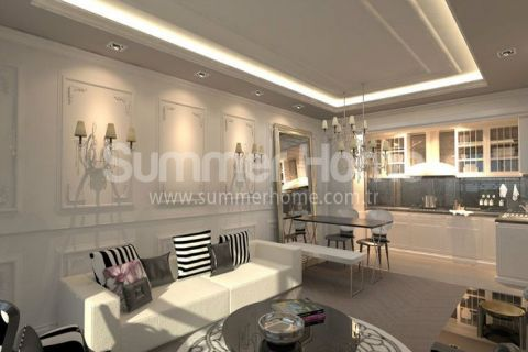 High-class Apartments and Penthouses in Antalya - Interior Photos - 17