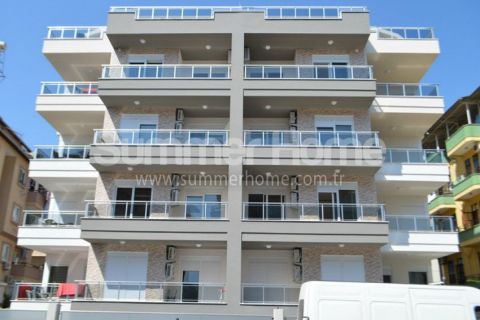 Luxurious Apartments in City Center and Close to Beach in Alanya
