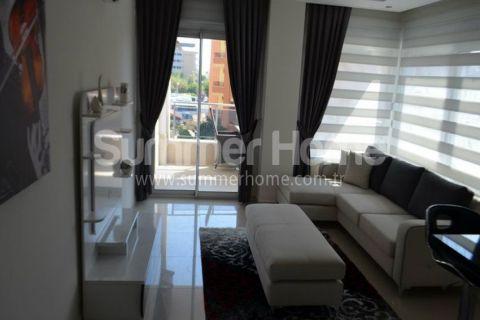 Výhodné apartmány na predaj v Alanyi - Fotky interiéru - 8
