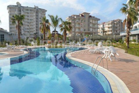 1-Bedroom Apartment for Sale in Crystal Garden in Alanya