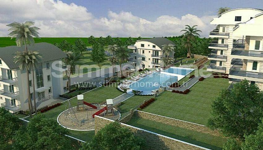 阿拉尼亚科纳克里的专属海景公寓,邻近海滩 general - 1